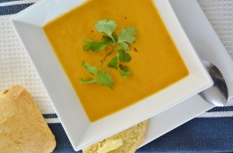 https://milkandmarigolds.com/2014/02/09/curried-carrot-and-parsnip-soup/