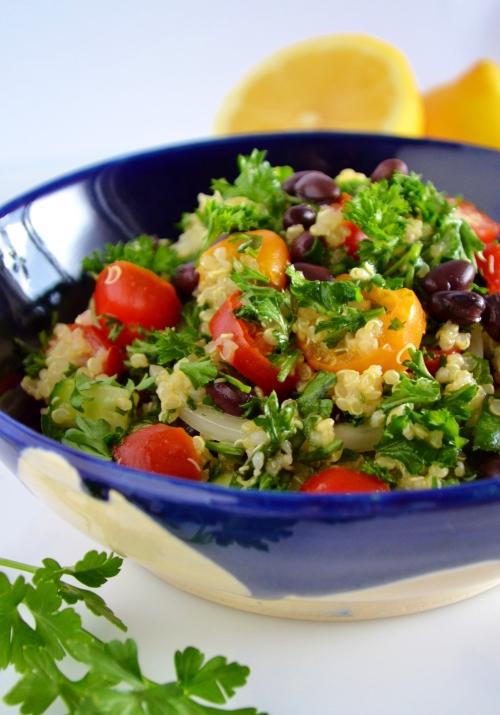 Quinoa-Tabouli Salad