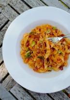 gluten-free, dairy-free pasta dishes