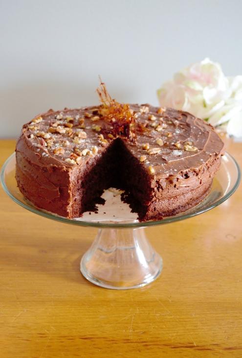 gluten and dairy-free cake