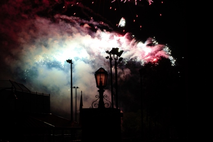 fireworks, celebrations, canada day