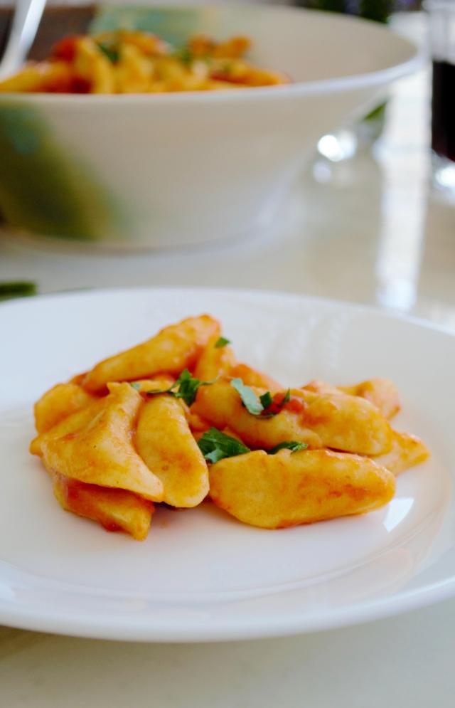 Gnocchi gluten-free