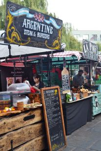 food vendors in Camden